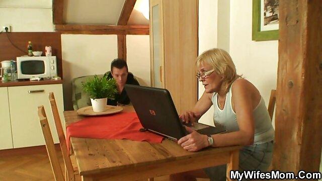 مامان جوان سبزه milf busty دوست دارد خروس بزرگ دانلودفیلم سکسی بدون فیلتر است